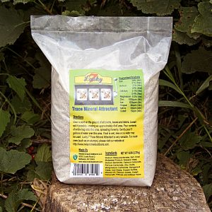 Lucky 7 Trace Mineral Attractant Deer Mineral Site