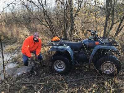 Drag Deer ATV